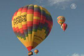 В Нью-Мексико проходит фестиваль воздушных шаров