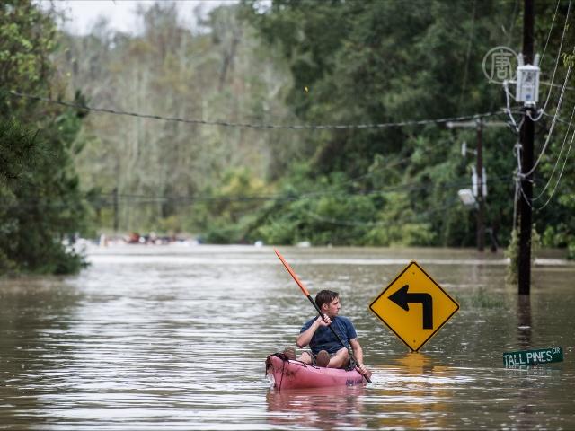 В Южной Каролине – «наводнение тысячелетия»