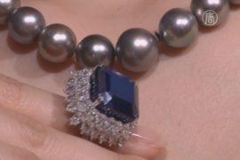 Ожерелье и кольцо побили рекорд стоимости