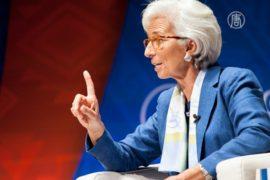 Глава МВФ: пора ввести налоги на выбросы CO2