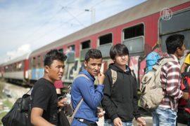 В ЕС договорились активнее депортировать мигрантов