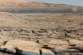 Планетоход НАСА нашёл следы древних озёр на Марсе