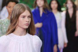 Слишком юные модели беспокоят общественность