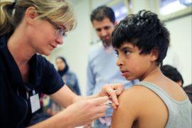 ВОЗ поможет странам ЕС лечить беженцев