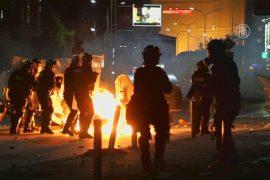 В Косове – беспорядки из-за ареста оппозиционера