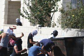 Нападения с ножами в Израиле продолжаются