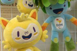 Сувениры Олимпиады в Рио поступили в продажу