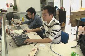 Выпускники в Китае не хотят работать в офисах