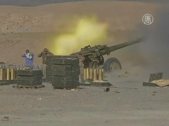 Армия Ирака ведёт бои с ИГИЛ за район Эль-Фатха