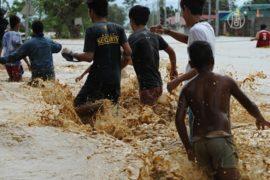 Тайфун «Коппу» вызвал хаос на Филиппинах