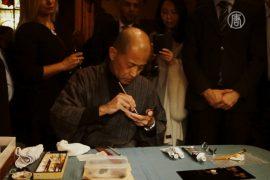 В Киеве проходит выставка японского искусства
