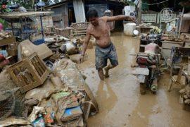 Филиппины восстанавливаются после тайфуна