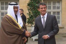 Франция продаст Кувейту оружия на миллиарды евро