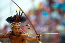 В Бразилии проходят Всемирные игры аборигенов