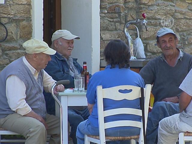 Секрет долгожительства греков с острова Икария
