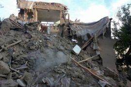 Число жертв землетрясения превысило 275