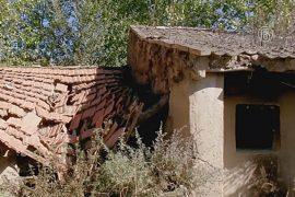 Засуха заставляет китайцев покидать дома предков