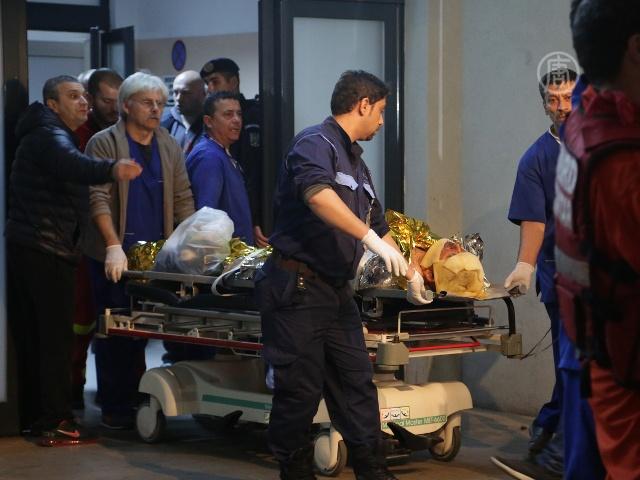 Пожар в ночном клубе Бухареста: уже 29 погибших