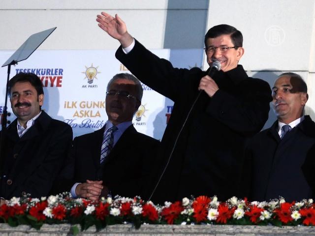 На выборах в Турции победила правящая партия