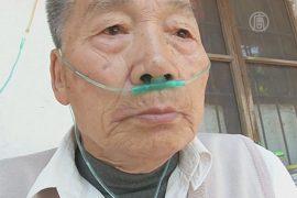 Китайские шахтеры доживают свой век в больнице