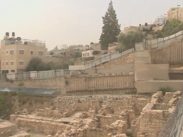 В Иерусалиме нашли руины греческой крепости