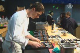 Париж: «высокая кухня» спустилась в метро