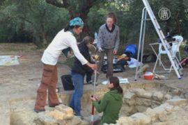 В Греции нашли 3500-летнюю могилу знатного воина