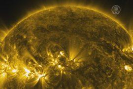 НАСА опубликовало высококачественное видео Солнца