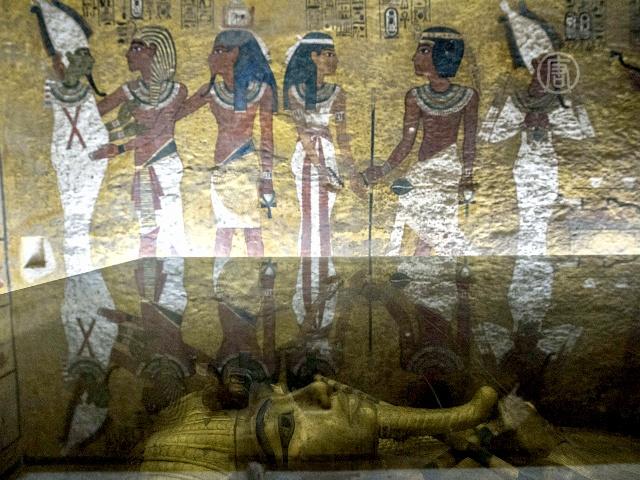В Египте ради туристов распечатывают гробницы