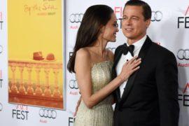 Джоли и Питт представили совместный фильм