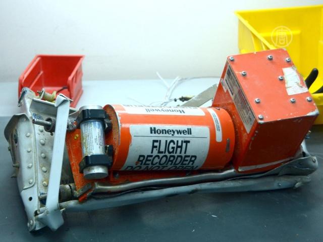 «Чёрный ящик» записал шум перед крушением А321