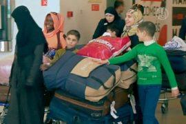 Португалия приняла 22 мигранта