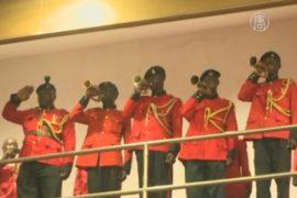Сьерра-Леоне празднует победу над Эболой