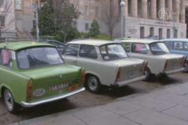 «Запорожцы» из ГДР показали коллекционеры США