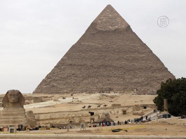 У пирамид в Египте выявили тепловую аномалию