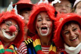 В Кёльне открыли сезон карнавалов