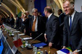 Мальта: лидеры ЕС и Африки решают миграционный кризис