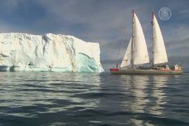 Плавучая лаборатория «призывает» спасти океаны
