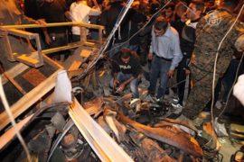 Двойной теракт в Бейруте: погибли 43 человека