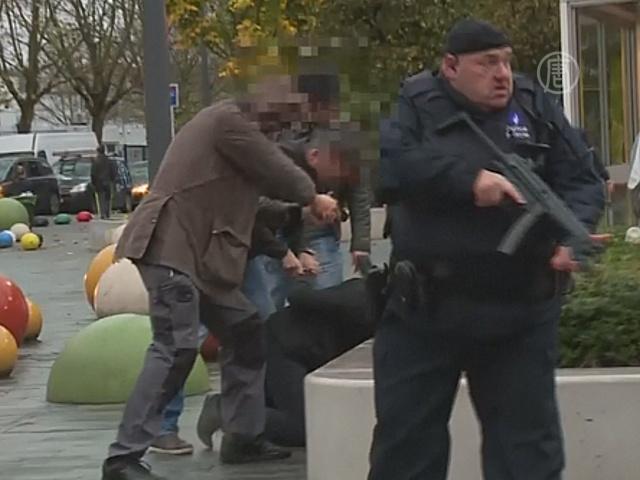 7 подозреваемых в терактах задержаны в Бельгии