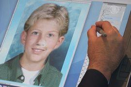 Новые технологии помогают искать пропавших детей