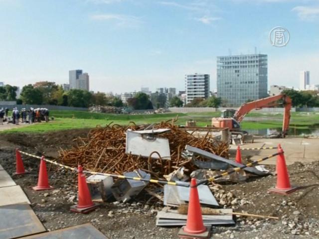 Олимпийский стадион в Токио начнут строить в 2017