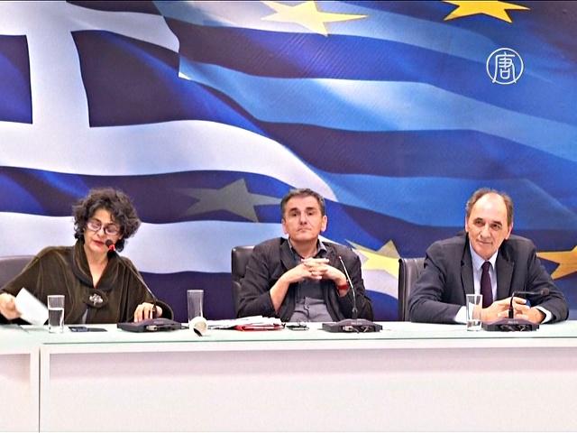 Греция договорилась с кредиторами о реформах