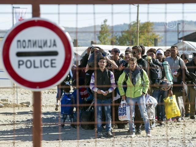 УВКБ ООН: закрывать границы для беженцев нельзя