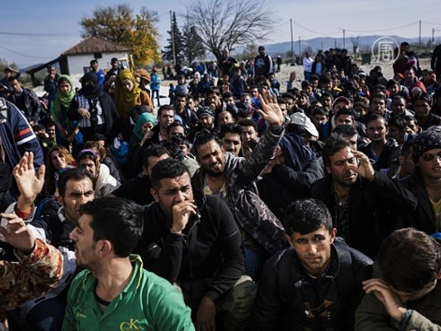 Балканские страны начали «фильтрацию» мигрантов