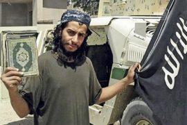 За терактами в Париже стоит 28-летний бельгиец