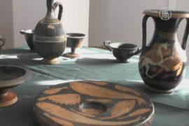 Огромный кладезь древней керамики исследуют в Крыму