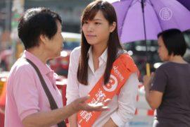 Активисты «Революции зонтиков» стали депутатами
