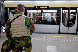 Брюссель: метро и школы возобновили работу