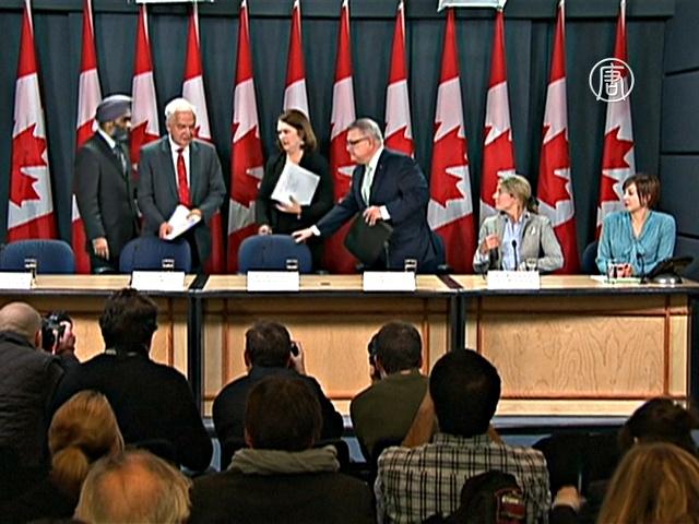 Канада сдвигает срок приёма беженцев на февраль
